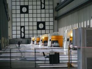 Sala maşinilor - Porţile de Fier I