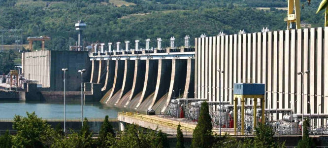 Danube - The Iron Gates Dam